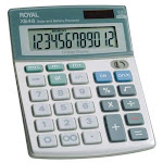 Royal 29306s Compact Desktop Calculator
