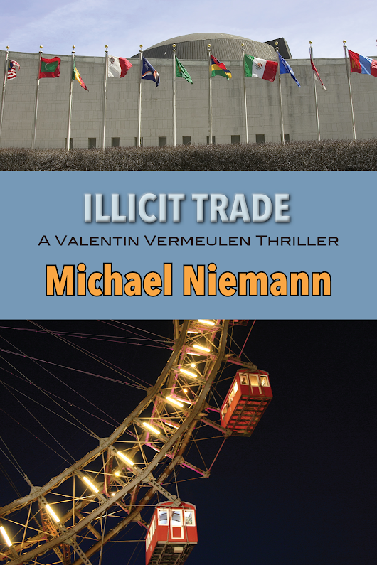 Thriller Thursday, Illicit Trade