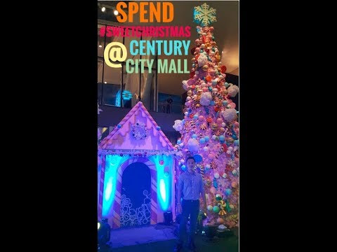 #CulturePH - Spend #SweetChristmas At Century City Mall In Makati!
