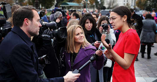 AOC Has Turned the Corporate Media Into an Ally of Socialism