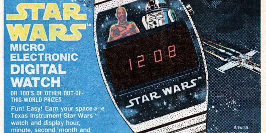 It's Still 1978 Somewhere: The New Digital Watches