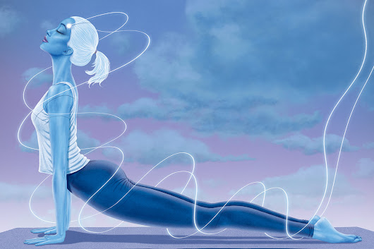 Yoga and meditation work better if you have a brain zap too