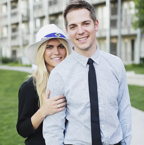Who is amputee Lauren Scruggs marrying? Jason Kennedy