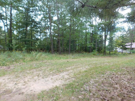 Wooded Land with Wixom Lake Access