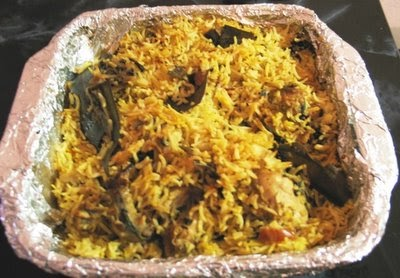 One Bite At A Time Chicken Biryani A Novel Feast