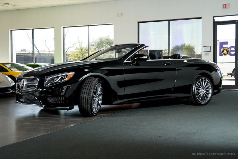 Used 2017 Mercedes-Benz S550 For Sale Richardson,TX ...