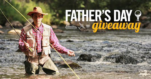 Enter to win an amazing gift for your father
