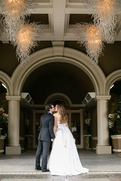 Floral Paradise in Beverly Hills Wedding   MODwedding