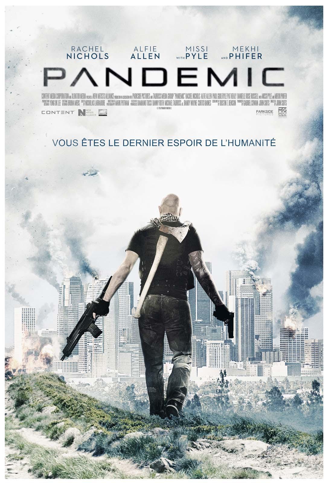 Pandemie Film 2011