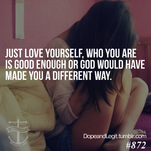 Quotes About Loving Yourself Enough 23 Quotes
