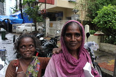 Mother Maria and Daughter Mary of Boran Road Bandra by firoze shakir photographerno1