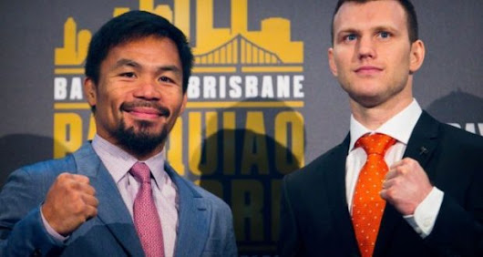 Pacquiao vs Horn: Battle in Brisbane