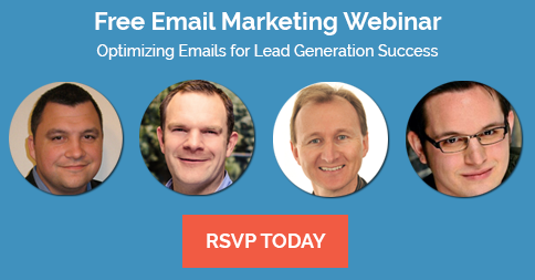 Webinar - Optimizing Emails for Lead Generation Success