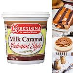 La Serenisima Dulce de Leche Milk Caramel Spread 1 Kg. 35.27 oz. Gluten Free