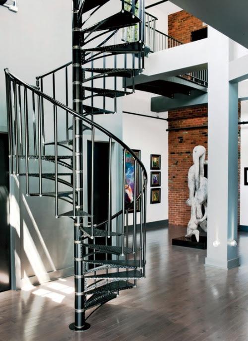Diseño de escaleras #53