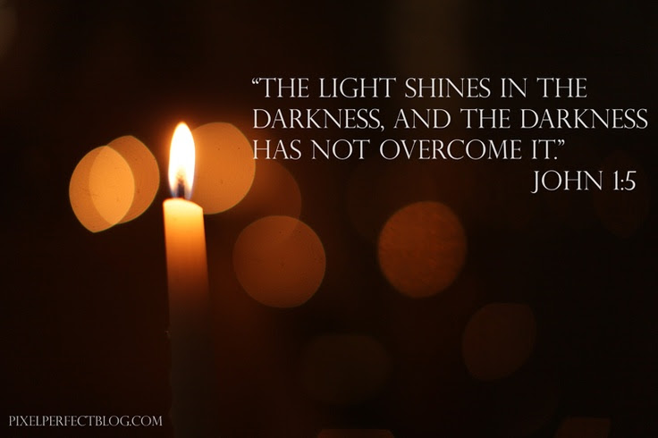 Quotes About Light Overcoming Darkness 22 Quotes
