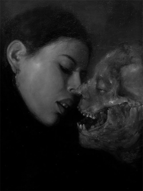 Don't close your eyes. You never know who you might be kissing in the dark. THE DEAD GAME by Susanne Leist