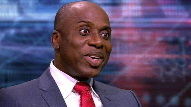 Former Nigeria's Rivers state governor Rotimi Amaechi