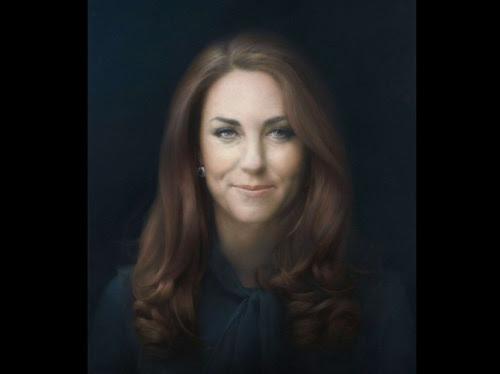 Kate Middelton : Le portrait officiel de Catherine, duchesse de Cambridge