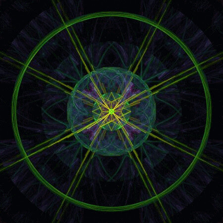 Psychedelic Compass