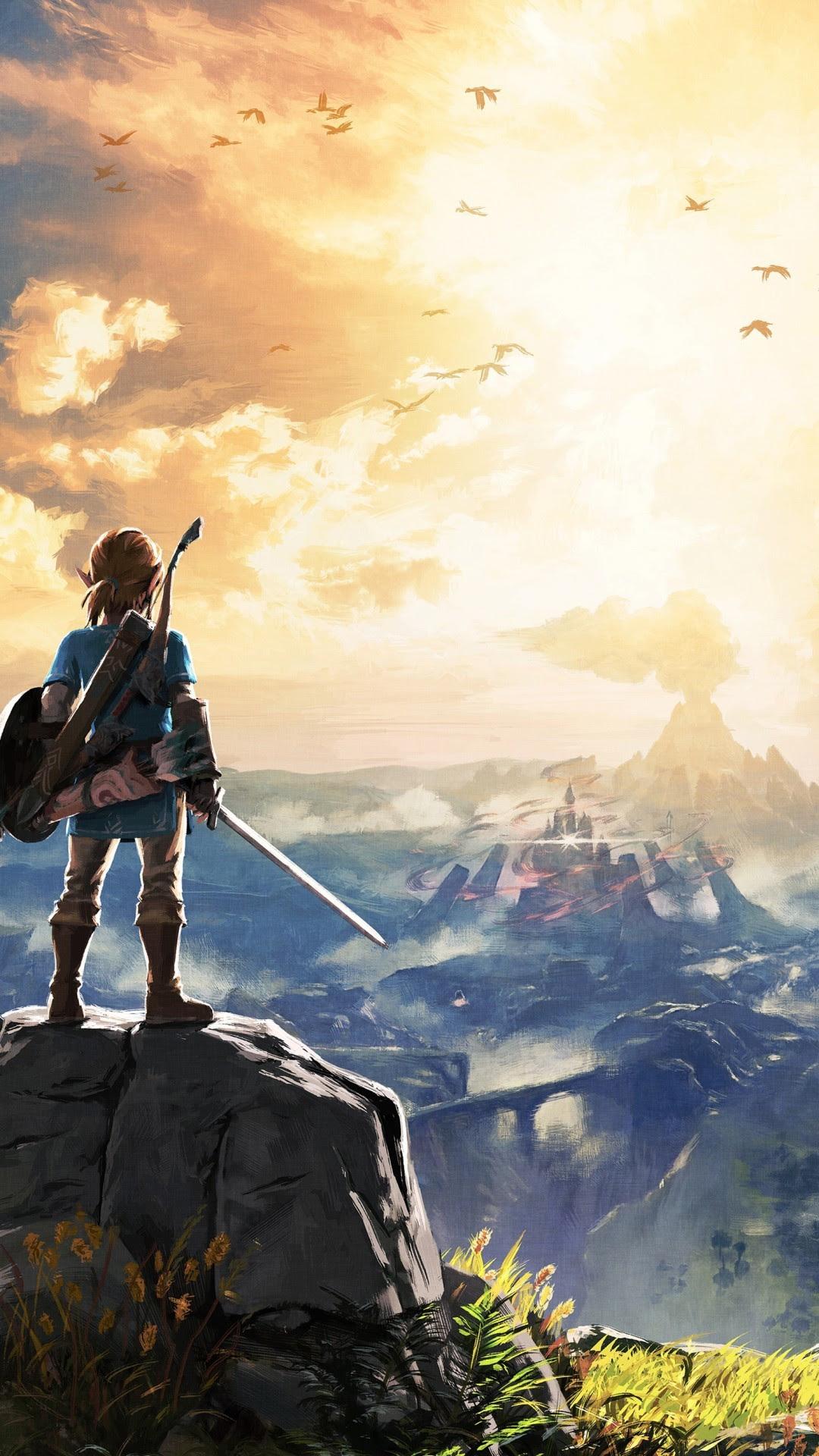 Legend Of Zelda Iphone Wallpaper 74 Images