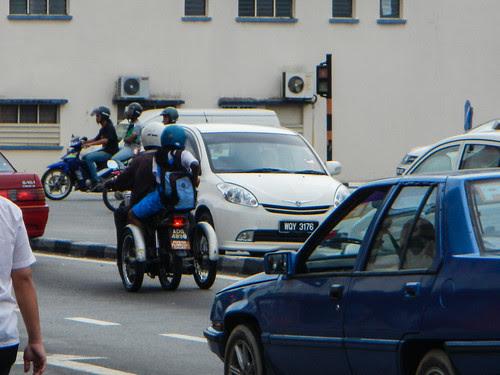 Malaysian Trike