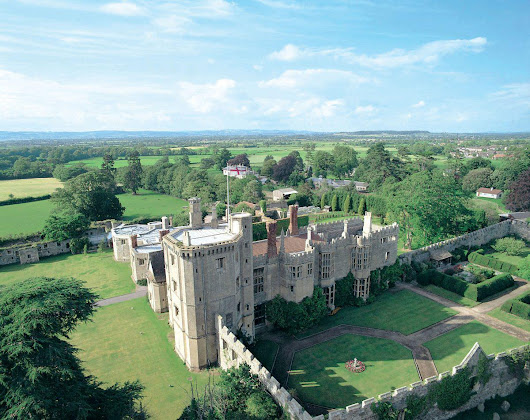 King Henry VIII's Sprawling Honeymoon Castle Listed For $10.3 Million