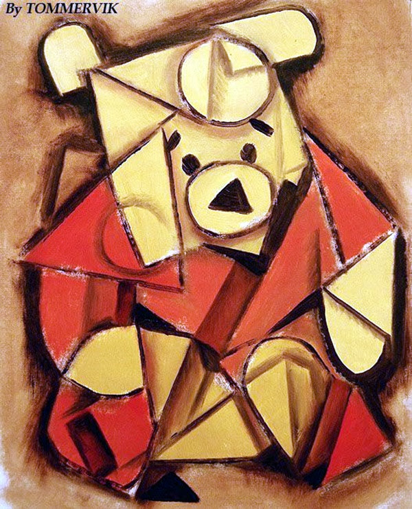 Excellent Examples Of Cubism Art Works (14)