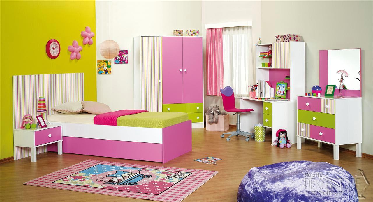 Çocuk Odası Modelimiz