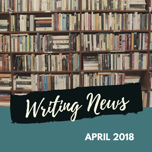 April Writing Update