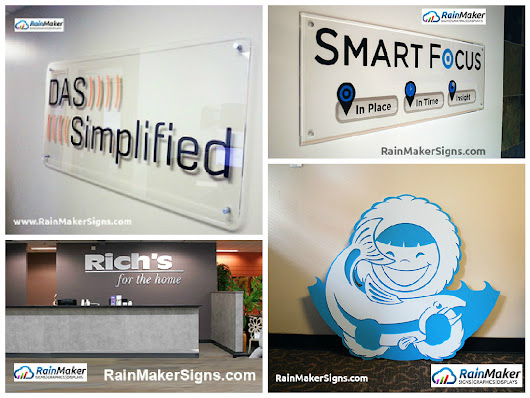 5 Tips to Help You Get a Perfectly Sized Lobby Sign