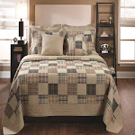 Greenland Home Fashions Oxford Quilt Set Twin