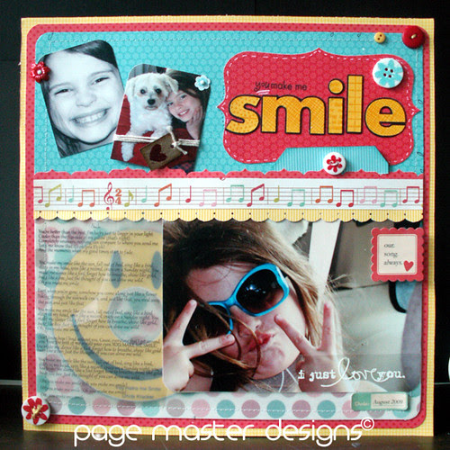 smile layout final