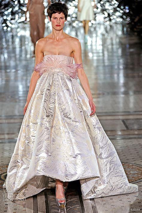 Giles Spring 2012 Ready to Wear   Wedding Inspirasi