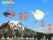 Jogar Ben 10 space battles Jogos