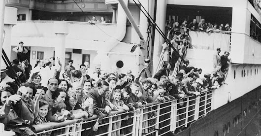 When the United States Closed its Doors to a Group of Jewish Refugees - The Atlantic