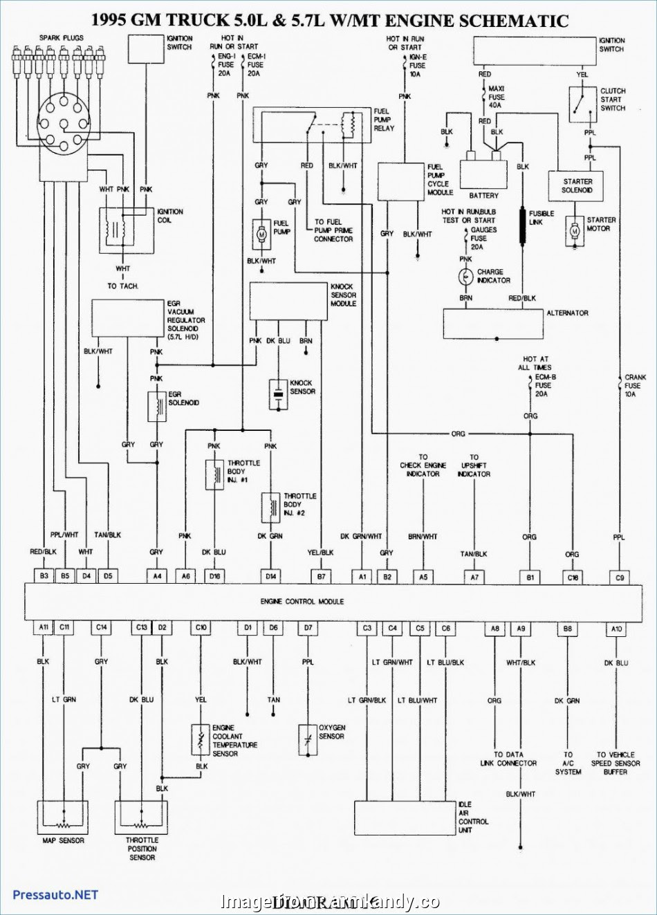5915a Starter Wiring Diagram Chevy 350 Nice 92 Chevy Tbi Starter Wiring Library