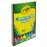 """Crayola 99-3000 Standard Construction Paper, 96 Sheet, 9"""" X 12"""""""