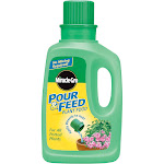 Miracle-Gro Pour & Feed Plant Food - 32 fl oz bottle