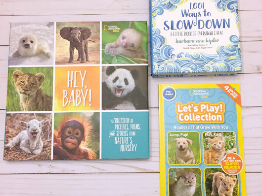 A look at National Geographic Kids books (great for gift-giving!) #MomsMeet #ad - Love, Jaime