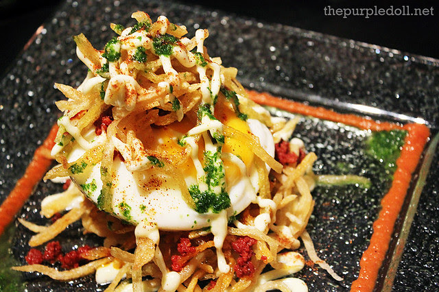 Huevos Cabreados P260