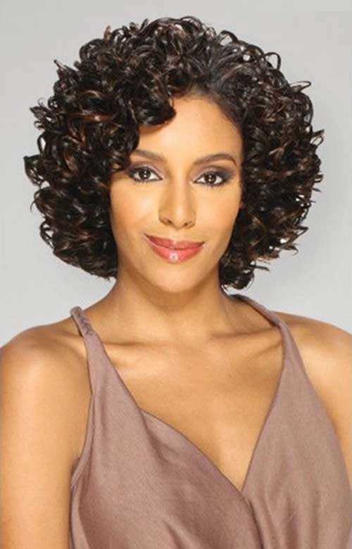 20 Short  Curly Weave  Hairstyles  Short  Hairstyles