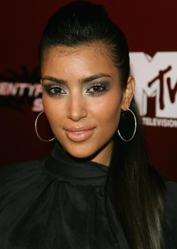 Kim Kardashians latest selfie sparks cosmetic surgery rumours  Independent.ie