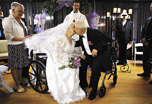 http://www.boredpanda.com/getting-married-on-the-brides-100th-birthday/