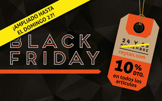 Black Friday en Reysan