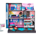 L.O.L. Surprise! O.M.G. House Real Wood Doll House with 85+ Surprises
