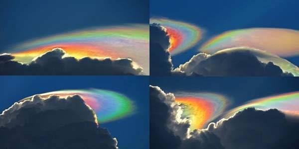 700 Gambar Awan Warna Warni  Paling Baru