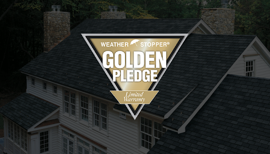 The GAF Golden Pledge Warranty | New Roof Warranty