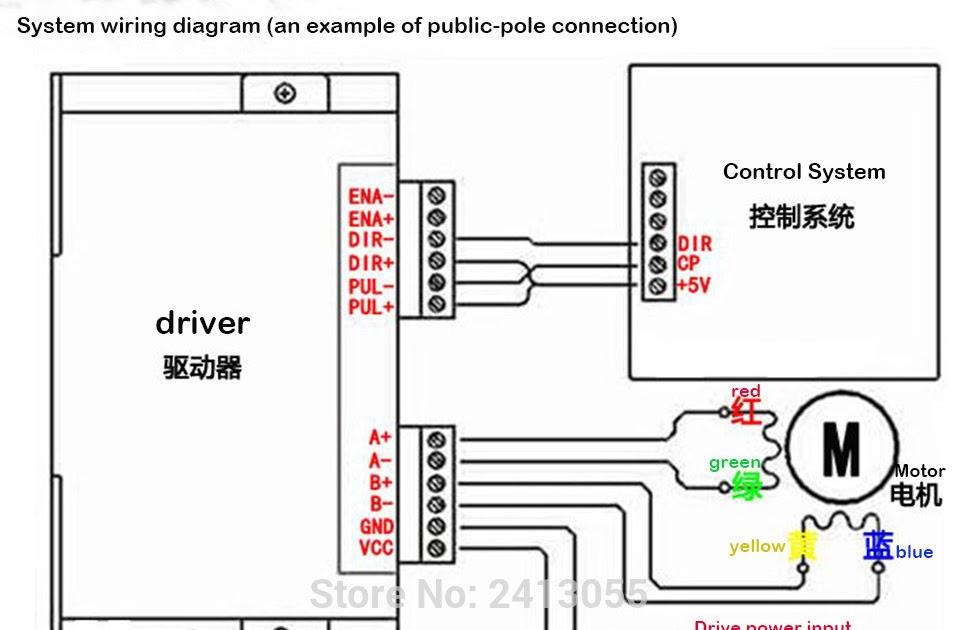 Nema 17 Stepper Wiring Harness : 30 Wiring Diagram Images