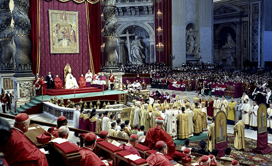 Benedict XVI on the Second Vatican Council